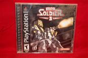 Iron Soldier 3 For PlayStation 1 PS1 Complete